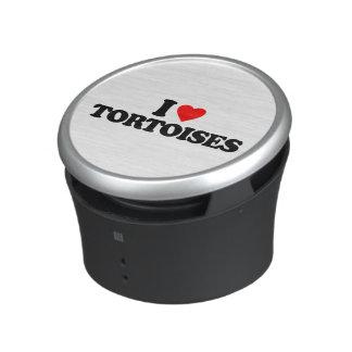 I LOVE TORTOISES BLUETOOTH SPEAKER