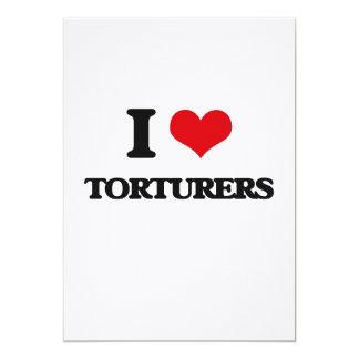 I love Torturers Custom Announcements