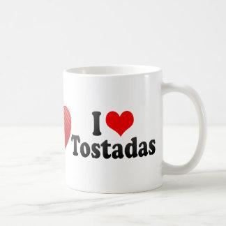 I Love Tostadas Coffee Mug