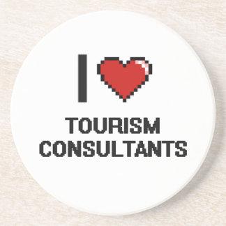 I love Tourism Consultants Coaster