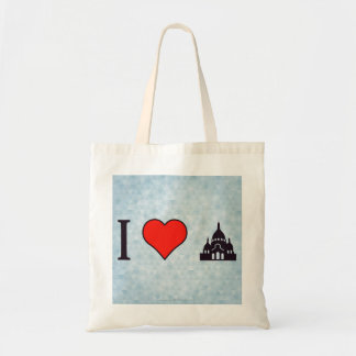 I Love Tourism Tote Bag