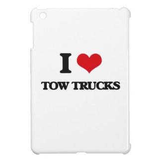 I love Tow Trucks iPad Mini Covers