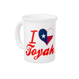 I Love Toyah, Texas Pitchers