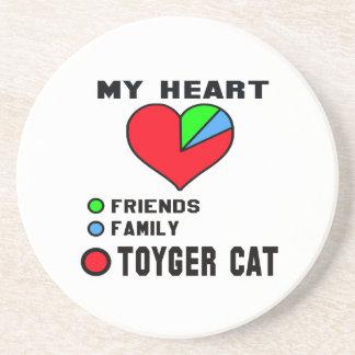 I love Toyger. Coasters