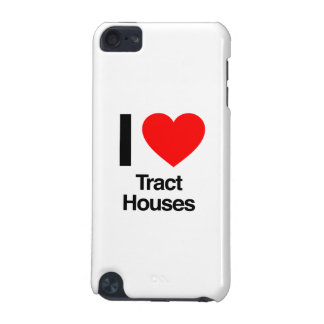 i love tract houses iPod touch (5th generation) covers