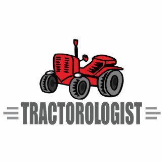 I Love Tractors Statuette