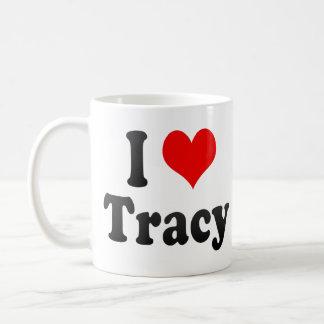 I Love Tracy, United States Mug