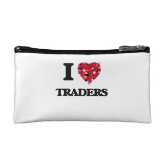 I love Traders Makeup Bags