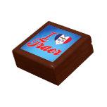 I Love Traer, Iowa Trinket Boxes