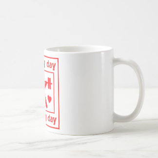I Love Training Day Coffee Mug