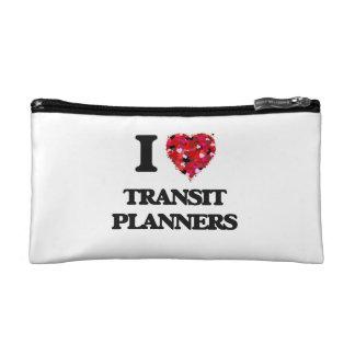 I love Transit Planners Makeup Bag