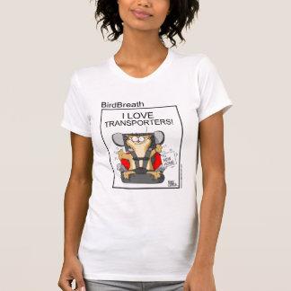 I Love Transporters Tshirt