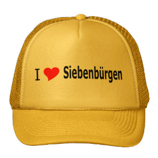 I love Transylvania Hat