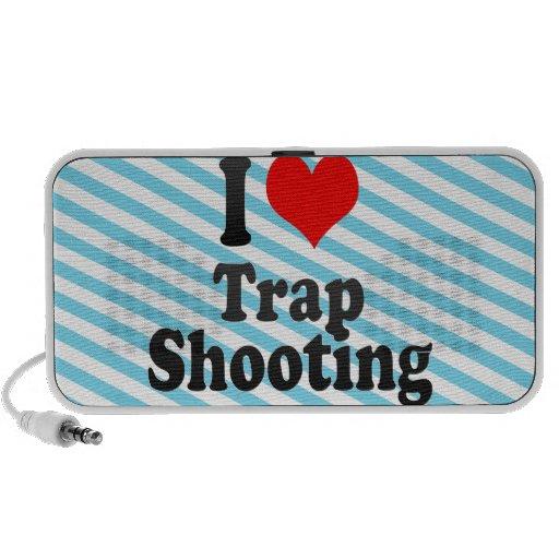 I love Trap Shooting Travel Speaker