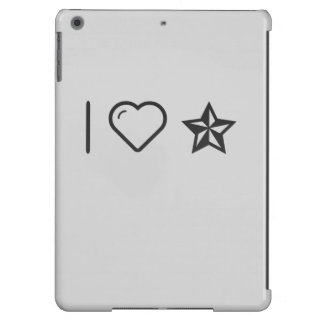 I Love Tree Toppers iPad Air Cases