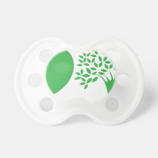 I Love Trees Pacifier