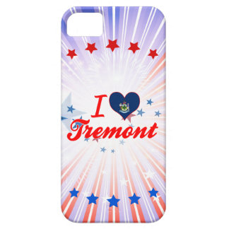 I Love Tremont Maine iPhone 5 Case