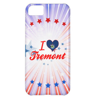 I Love Tremont Maine Cover For iPhone 5C
