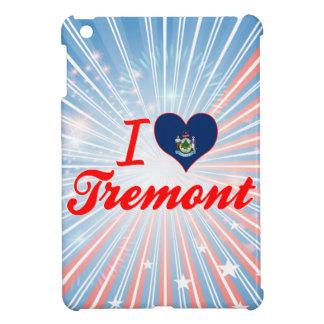 I Love Tremont Maine iPad Mini Cover