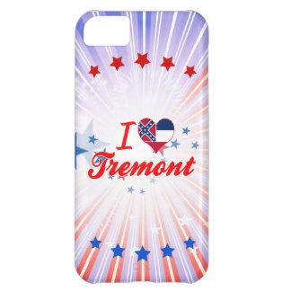 I Love Tremont Mississippi Case For iPhone 5C