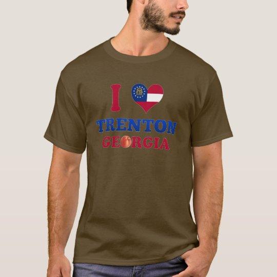 I Love Trenton, Georgia T-Shirt
