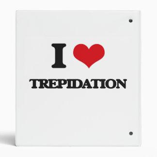 I love Trepidation Vinyl Binder