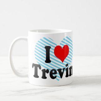 I love Trevin Mug