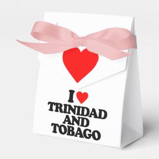 I LOVE TRINIDAD AND TOBAGO FAVOR BOXES