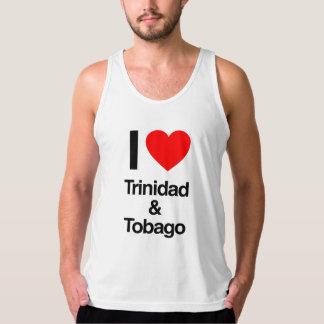 i love trinidad and tobago tanktop