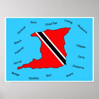 I Love Trinidad Poster