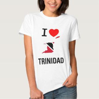I LOVE TRINIDAD & TOBAGO SHIRT