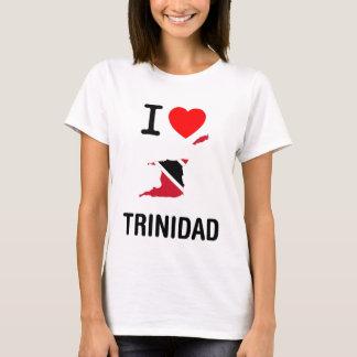 I LOVE TRINIDAD & TOBAGO T-Shirt