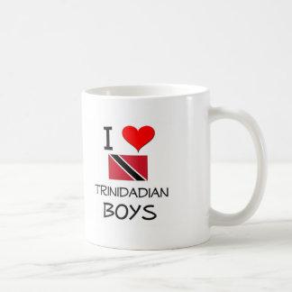 I Love Trinidadian Boys Mug