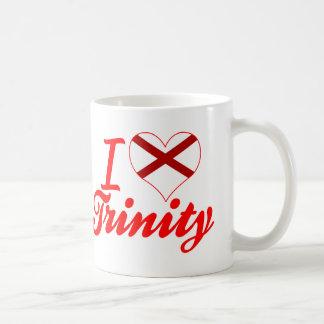 I Love Trinity, Alabama Classic White Coffee Mug