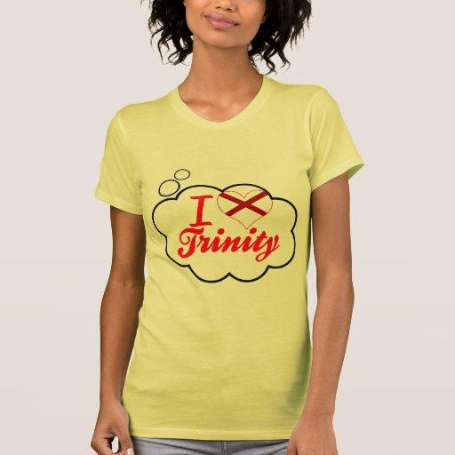 I Love Trinity, Alabama Tee Shirt