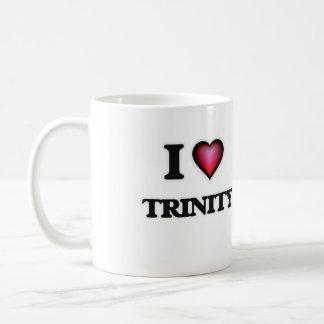 I Love Trinity Coffee Mug