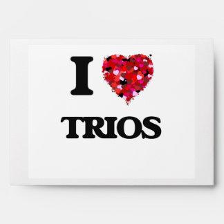 I love Trios Envelope
