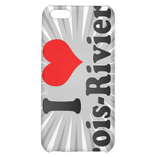 I Love Trois-Rivieres, Canada iPhone 5C Cover