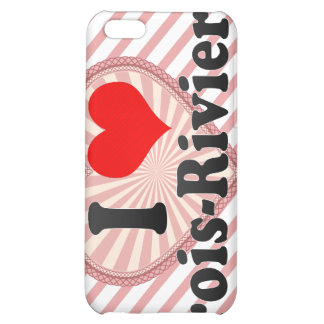 I Love Trois-Rivieres, Canada Cover For iPhone 5C