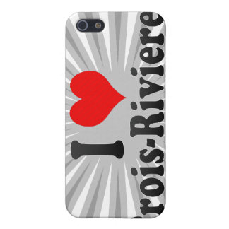 I Love Trois-Rivieres, Canada iPhone 5 Cover