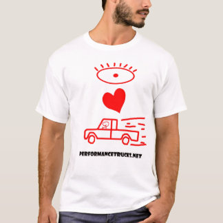 I LOVE trucks (1) T-Shirt