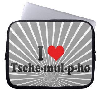 I Love Tsche-mul-p-ho, Korea Computer Sleeve
