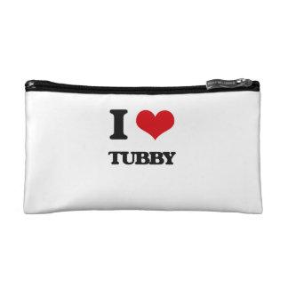 I love Tubby Cosmetics Bags