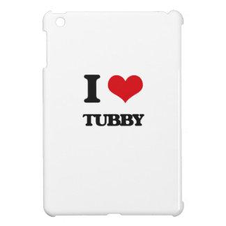 I love Tubby iPad Mini Covers