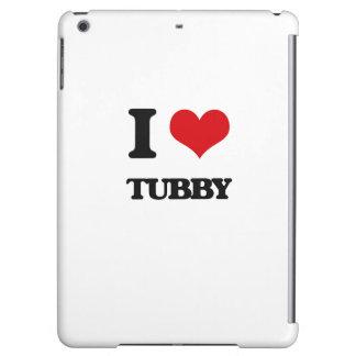 I love Tubby iPad Air Covers