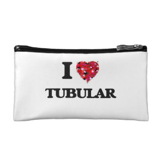 I love Tubular Cosmetic Bags