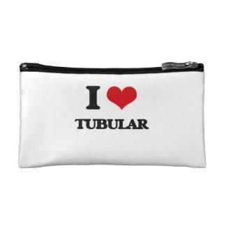 I love Tubular Makeup Bags