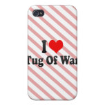 I love Tug Of War Case For iPhone 4