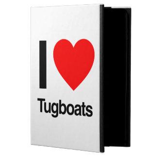 i love tugboats cover for iPad air