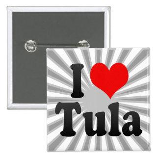 I Love Tula, Russia. Ya Lyublyu Tula, Russia Pin
